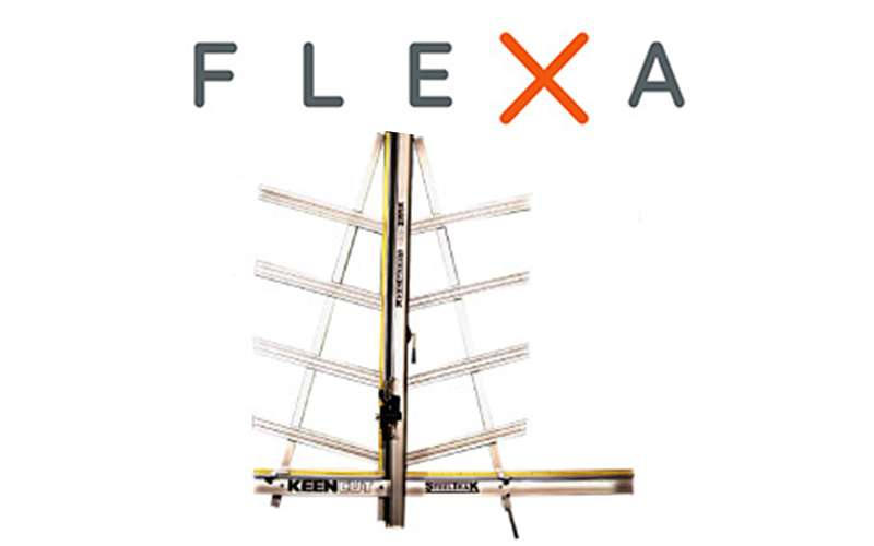 FLEXA STEEL TRACK